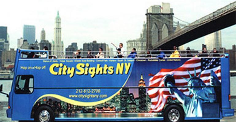 New York Bus Tours, Smartphone Presentation Controller, Holiday Chocolates