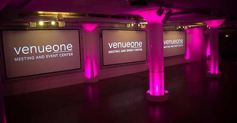 News from Venue One, Pacific Ballroom, Cavallo Point Lodge