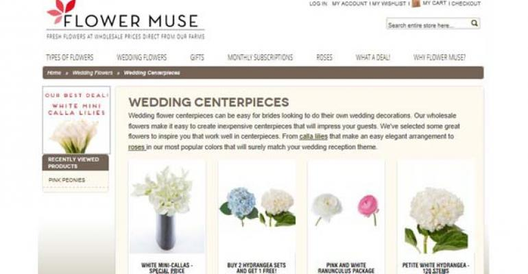 New Flower Service, Planning Software, High-end Photo Shoots