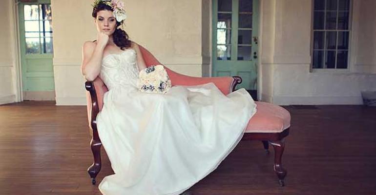 Here Comes the Eco Chic Bride