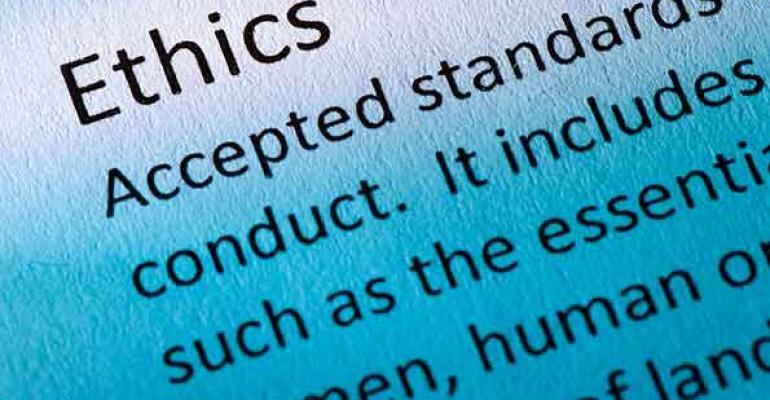 Do Ethics Matter in Event Rental?
