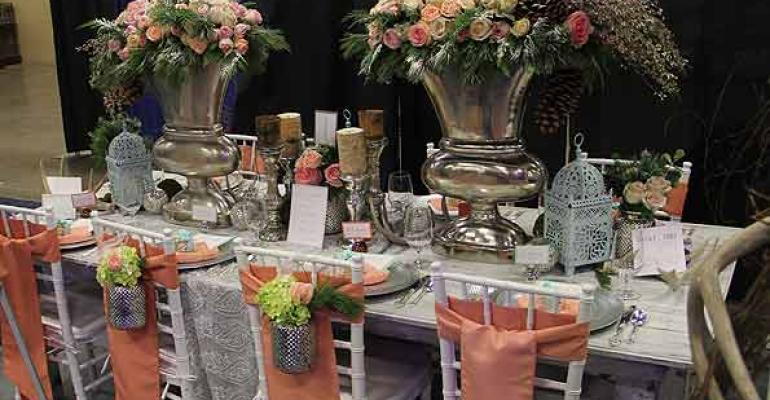 Wedding tabletop design by Wedding 101