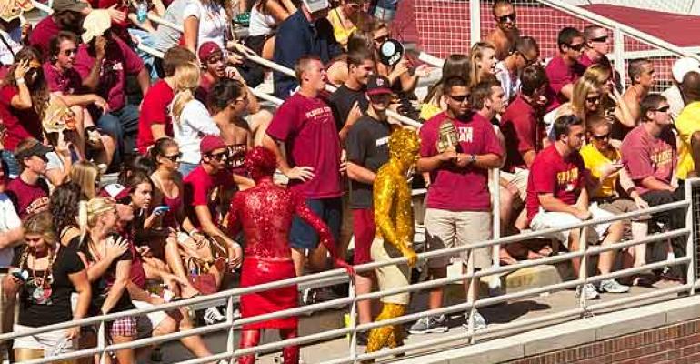 Florida State football fans