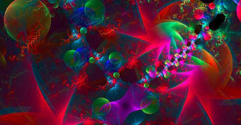 HoloWalls 3D effect