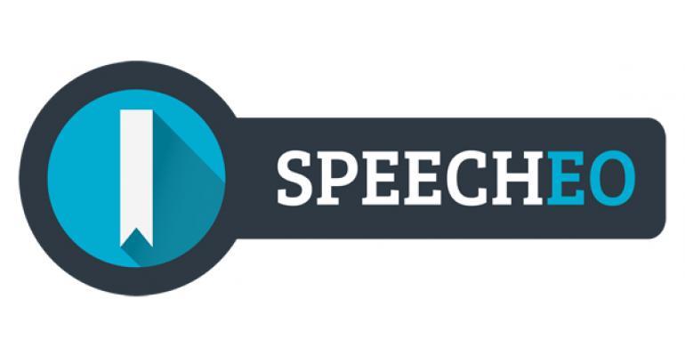 Speecheo Logo