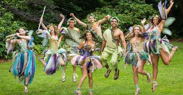 Beautiful Dreamers: Good Gracious Creates a Dreamy 50th Wedding Anniversary