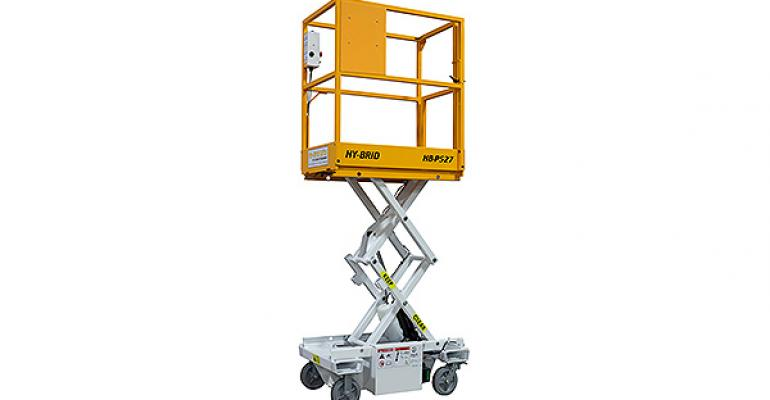 Custom scissor lift
