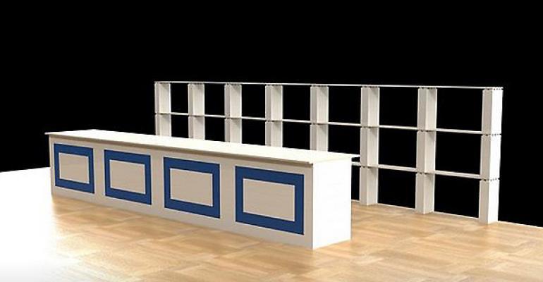 EverBlock modular brick construction system