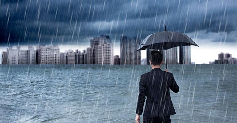pain in the rain