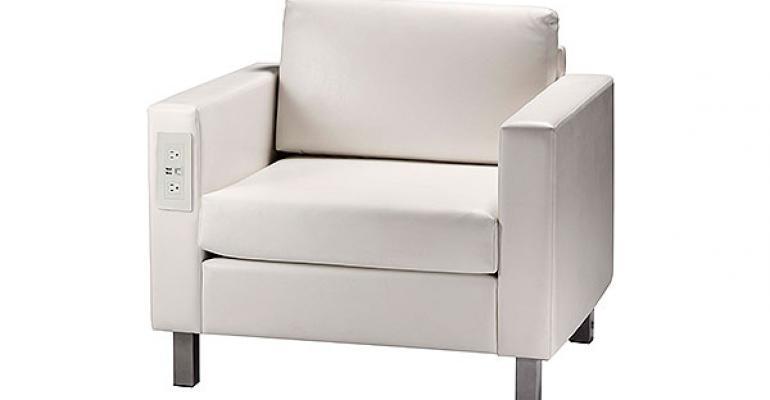 CORT powered chair