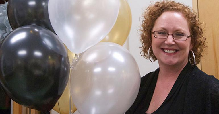 Tania Newman of Chair Decor Etc