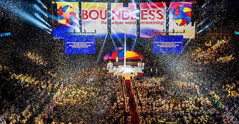 Boundless congress
