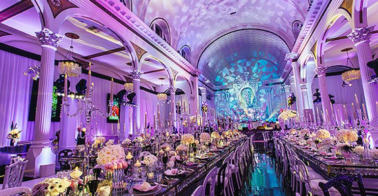 New work special event lighting designers special events