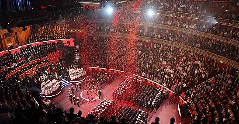 The Festival of Remembrance at Royal Albert Hall