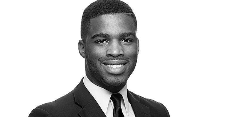 Gyawu Mahama of Hiscox Insurance