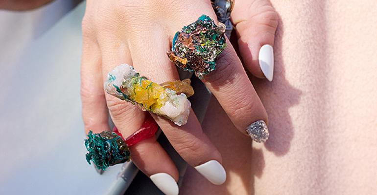 candy rings from By Breanne