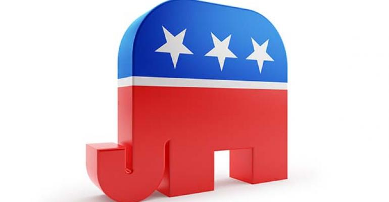 Republican Party elephant symbol