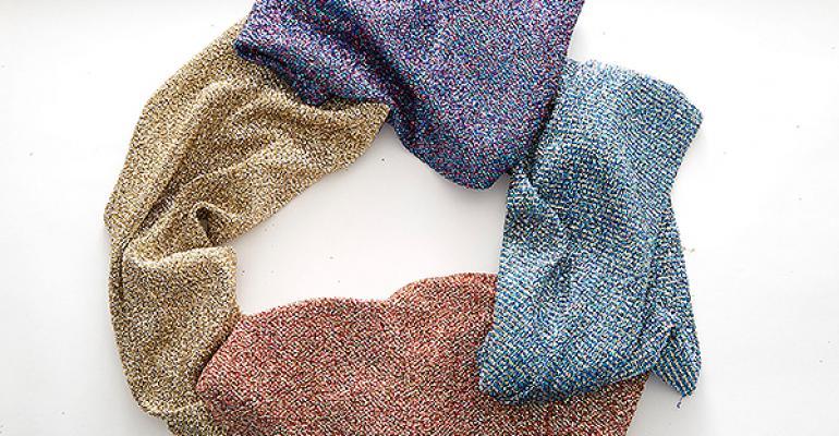 Rose Brand Sizzle fabric