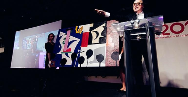 Confetti: Look Gala 2015--Here's Looking at Success