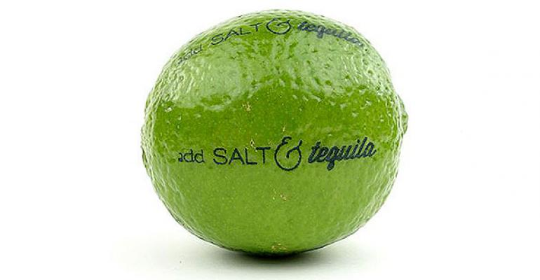 CitrusMark fruit labeling