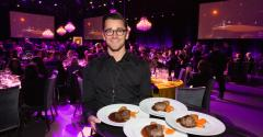 Crumble Grammy party