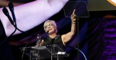 Kathy Miller at 2019 Gala Awards