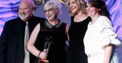 Kathy Miller wins Lifetime Achievement Gala Award