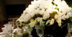 View Wedding Tabletops, from Old School to Eco-Cool