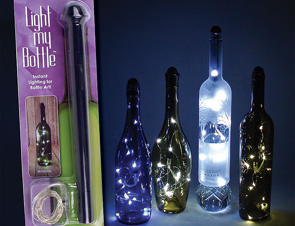 Fortune Products bottle lighting kit