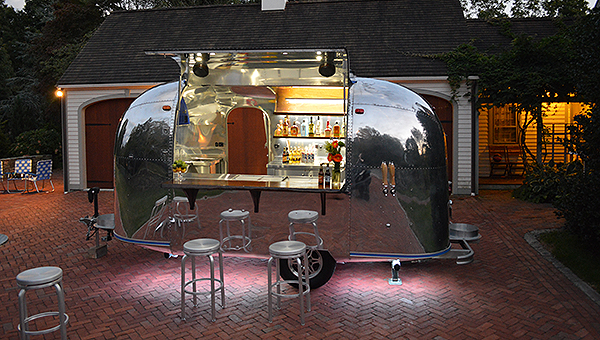 All Car Logos >> Bar Car Debuts Airstream Trailer Traveling Bar | Special Events