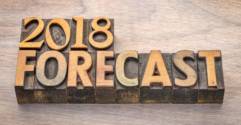 2018 forecast