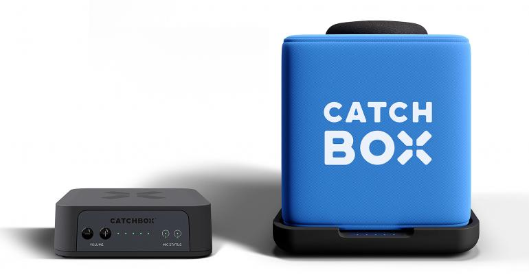 Catchbox Plus