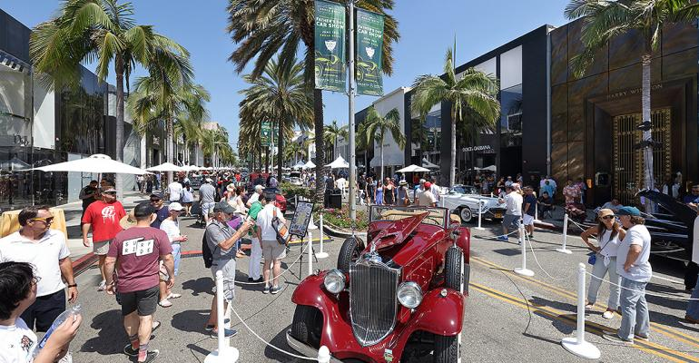 24th Annual Rodeo Drive Concours d'Elegance