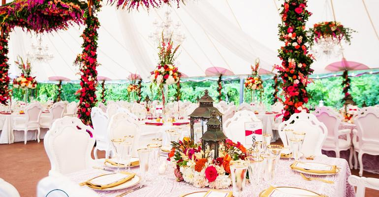 CORT Events Shares 2017 Wedding Design Trends Special Events