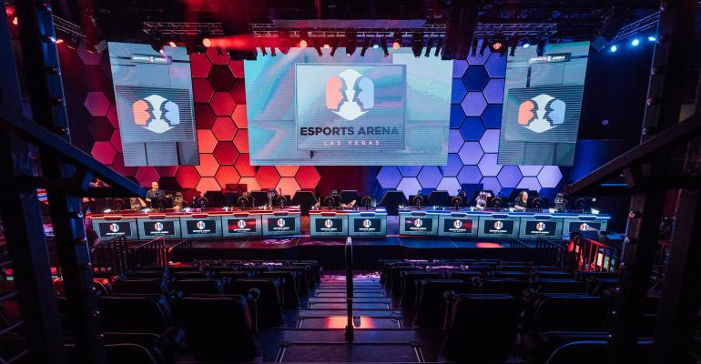 Esports Arena Debuts At Luxor In Las Vegas Special Events