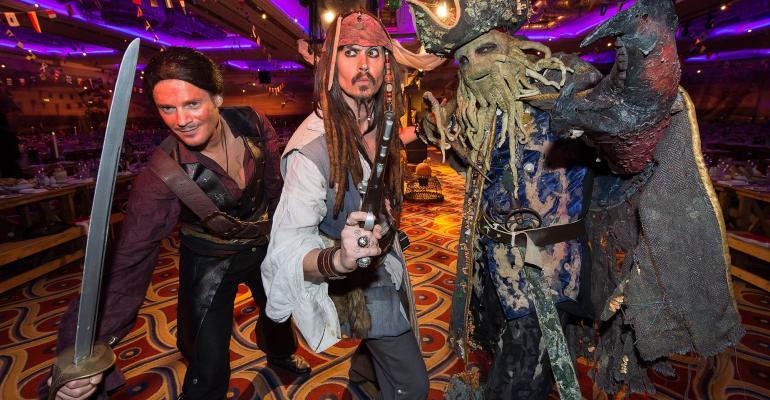 Pirates event