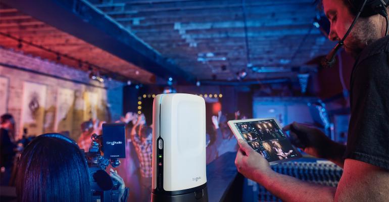 SlingStudio camera system