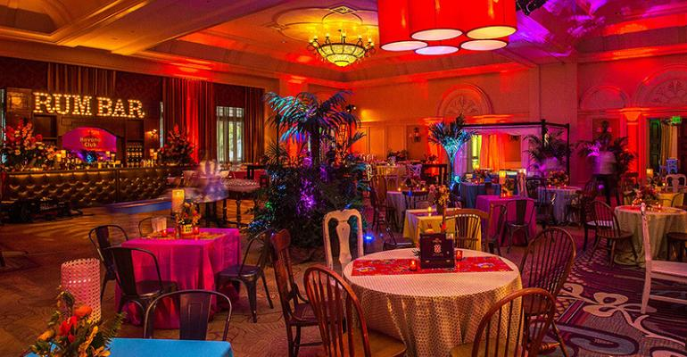 Hot Night in Havana: Koncept Events Brings Cuba Alive for a Corporate Client