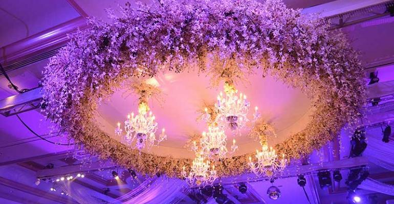 Fabulous Floral: Gala Award 2015 Nominees for Best Floral Design