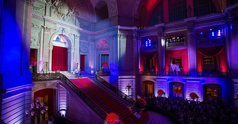 City Lights: Got Light Lights up Events at San Francisco City Hall
