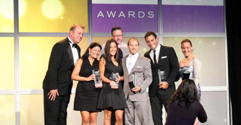 Esprit Award Winners Honored at ISES Live 2014 in Seattle