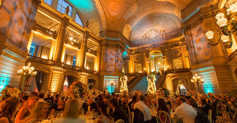 San Francisco rotunda gala