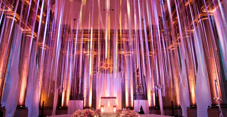 Weddings to Love II: Wonderful Gala Award Nominees in the High-end Category