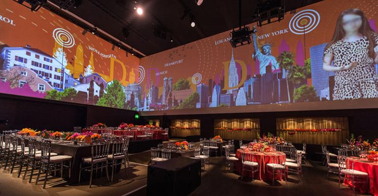 Screen Star: KBY Makes the Bat Mitzvah Girl the Star of the Party with 360-degree Screens