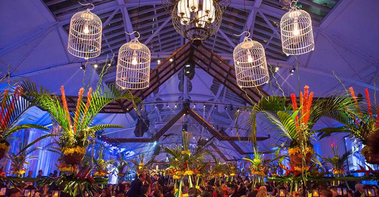 Wild Thing: Alison Silcoff Events Takes the Daffodil Ball 'On the Wild Side'