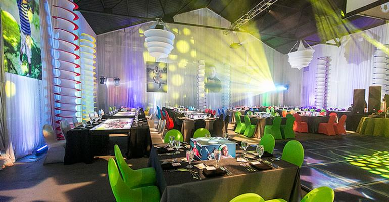 Got Game: Designs by Sean Creates a Sports-theme Bar Mitzvah