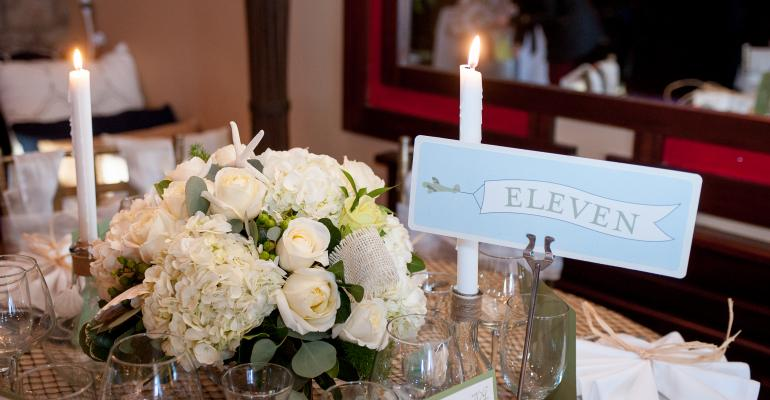 Down by the Seashore: 709 Beach Creates a Wedding Showcase