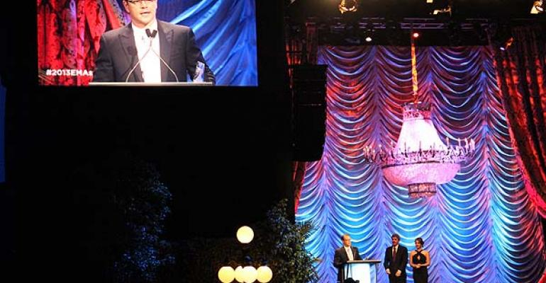Rolling Out the Green Carpet: Warner Bros. Studios Stages the Environmental Media Awards