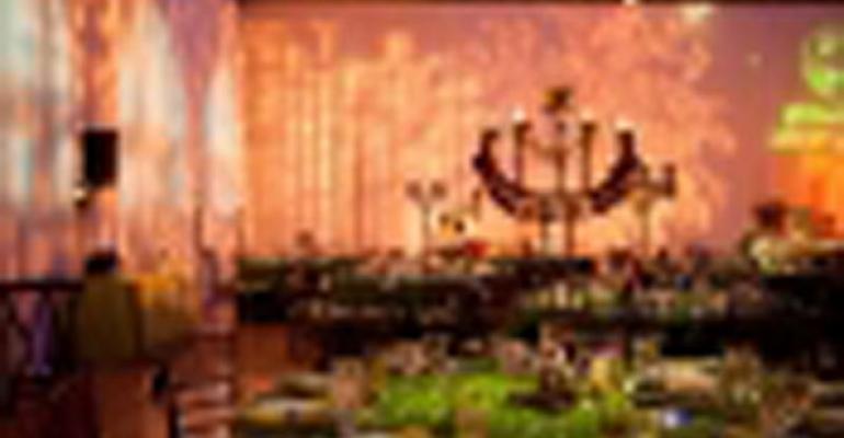 Gypsy Gala: Merryl Brown Events Keys an Eco-Chic Gala on a Gypsy Theme