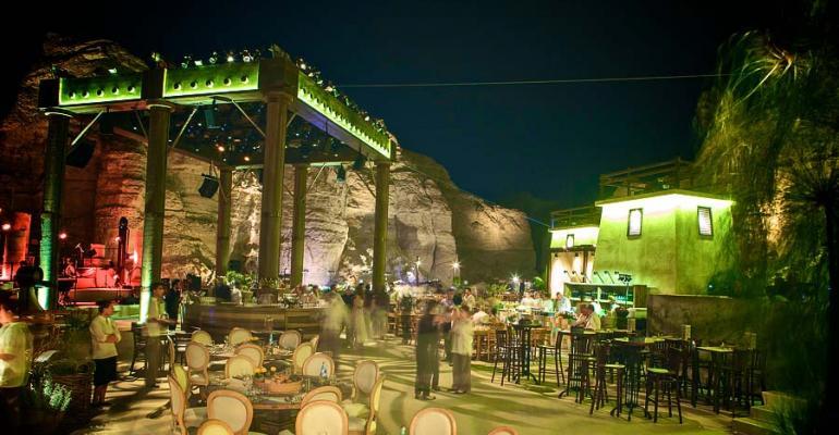 Desert Dream: KBY Designs Creates a Desert Oasis for a Bar Mitzvah